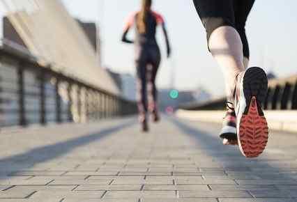 Entrenar runing