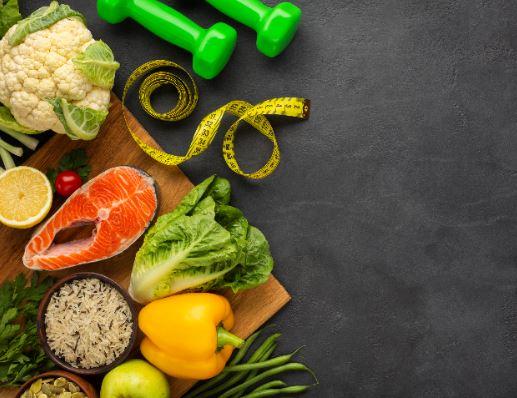 Nutrición en el entrenamiento