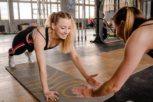 Cómo hacer flexiones